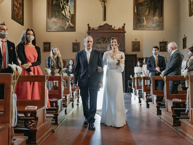 Il matrimonio di Matteo e Lara a Gazzola, Piacenza 14