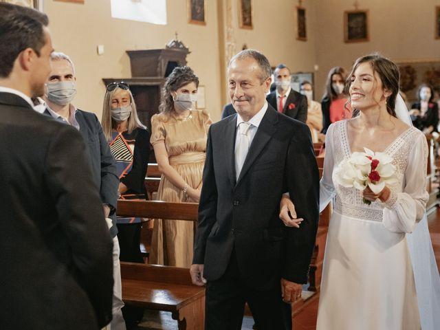 Il matrimonio di Matteo e Lara a Gazzola, Piacenza 15