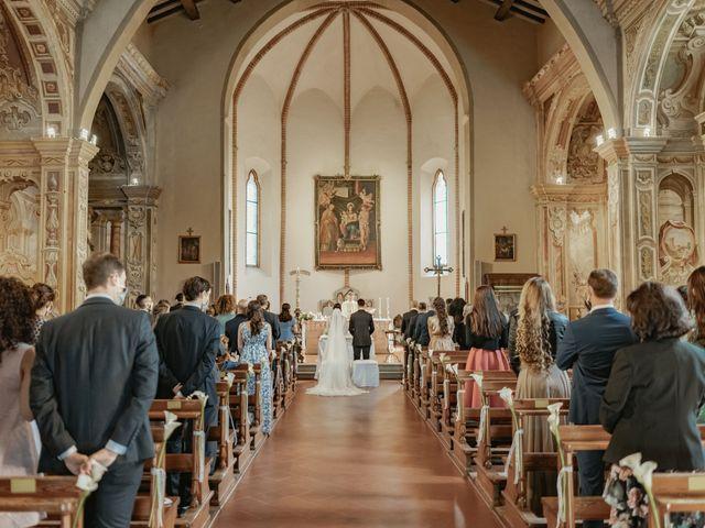 Il matrimonio di Matteo e Lara a Gazzola, Piacenza 16