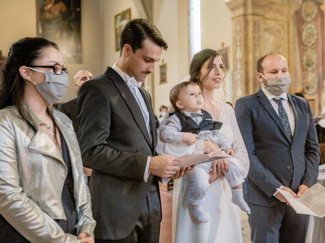 Il matrimonio di Matteo e Lara a Gazzola, Piacenza 17