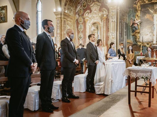 Il matrimonio di Matteo e Lara a Gazzola, Piacenza 22