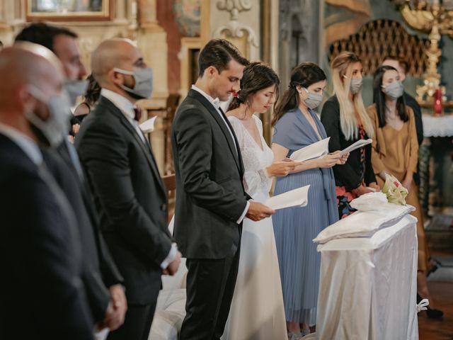 Il matrimonio di Matteo e Lara a Gazzola, Piacenza 24