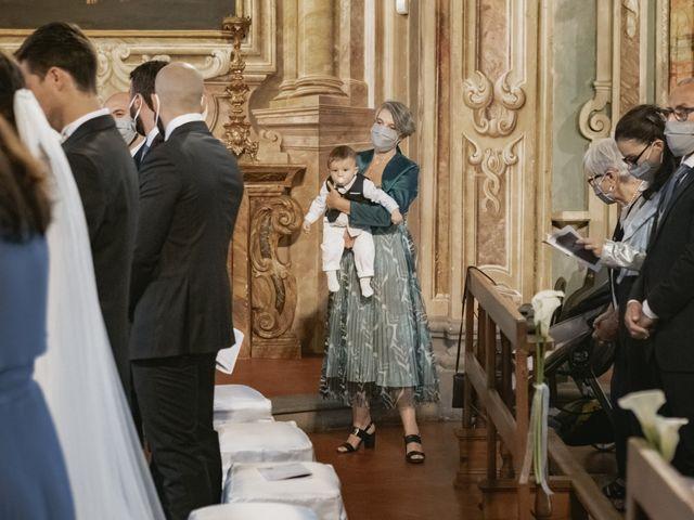 Il matrimonio di Matteo e Lara a Gazzola, Piacenza 25