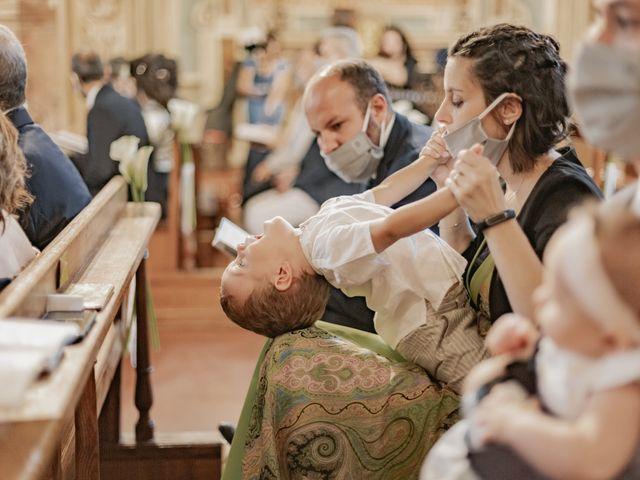 Il matrimonio di Matteo e Lara a Gazzola, Piacenza 26