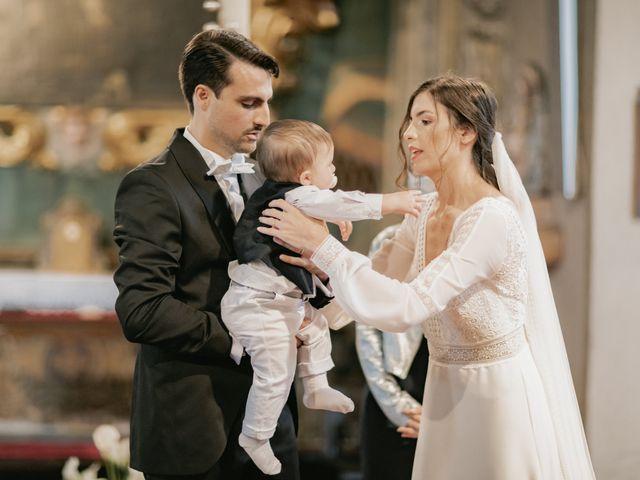 Il matrimonio di Matteo e Lara a Gazzola, Piacenza 28