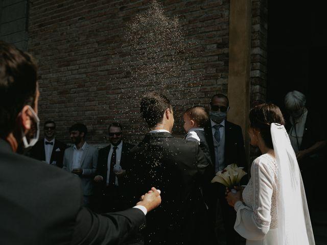 Il matrimonio di Matteo e Lara a Gazzola, Piacenza 29