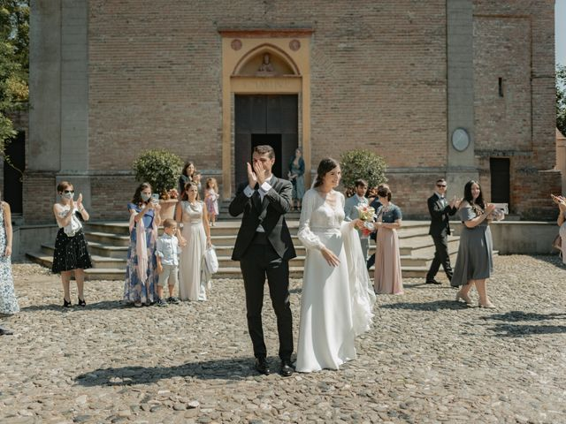 Il matrimonio di Matteo e Lara a Gazzola, Piacenza 32