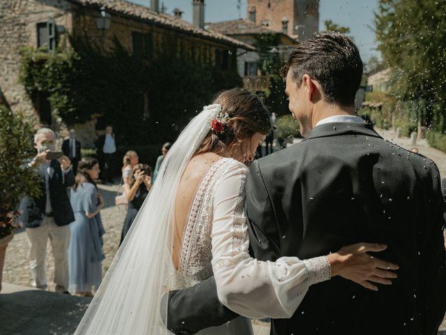 Le nozze di Lara e Matteo