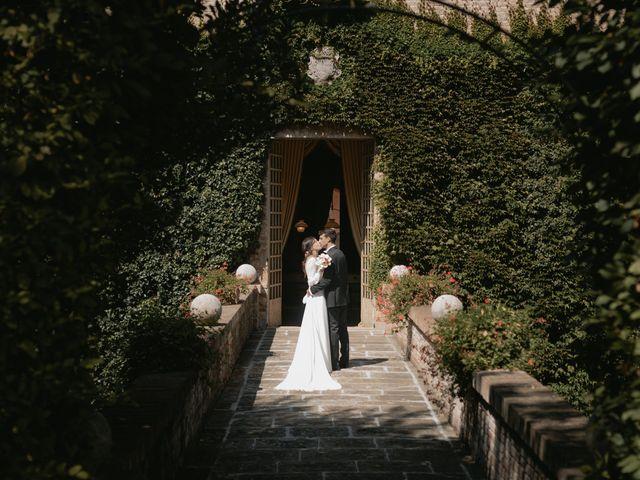 Il matrimonio di Matteo e Lara a Gazzola, Piacenza 34