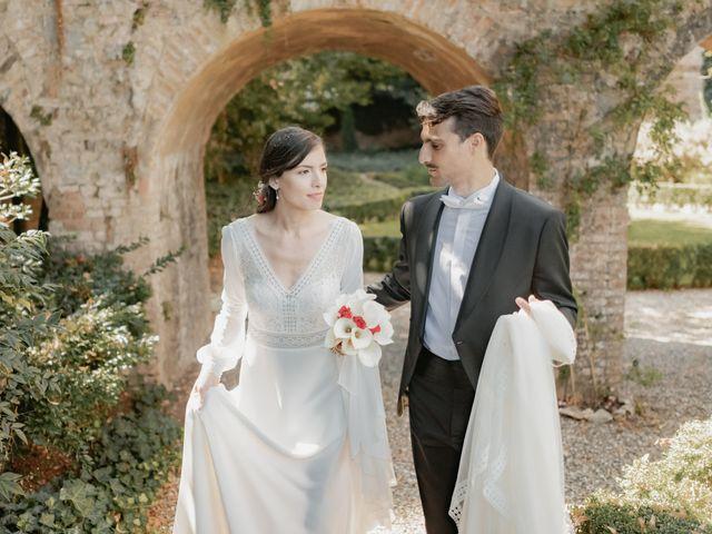 Il matrimonio di Matteo e Lara a Gazzola, Piacenza 35
