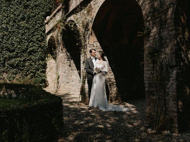 Il matrimonio di Matteo e Lara a Gazzola, Piacenza 37