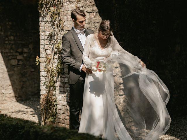 Il matrimonio di Matteo e Lara a Gazzola, Piacenza 38