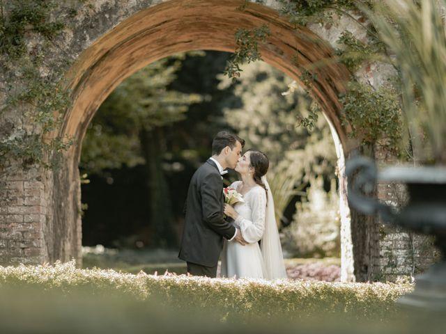 Il matrimonio di Matteo e Lara a Gazzola, Piacenza 39