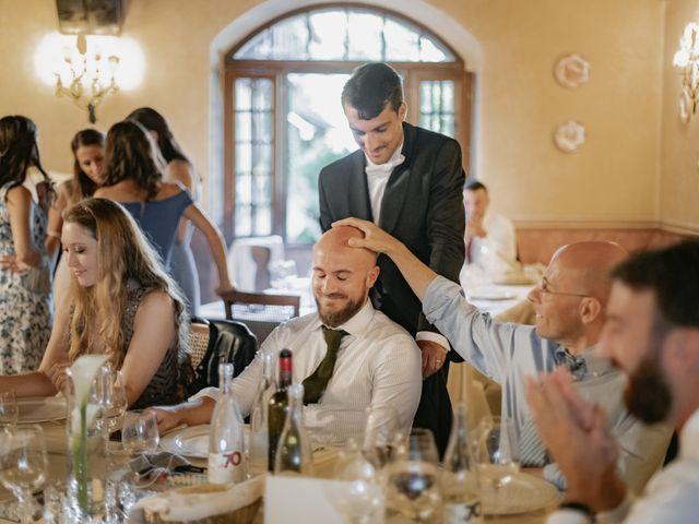 Il matrimonio di Matteo e Lara a Gazzola, Piacenza 43