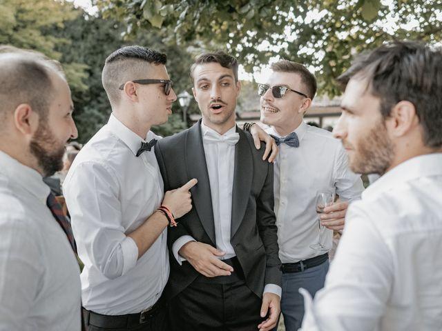 Il matrimonio di Matteo e Lara a Gazzola, Piacenza 45