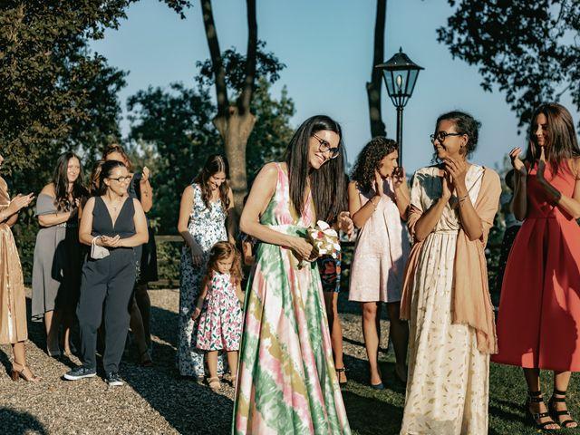 Il matrimonio di Matteo e Lara a Gazzola, Piacenza 52