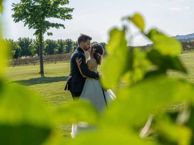 Le nozze di Antonella e Lorenzo