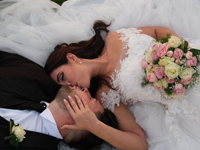 Le nozze di Chiara e Andrei
