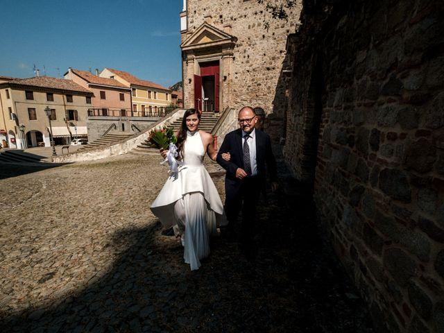 Il matrimonio di Laura e Luca a Monselice, Padova 11
