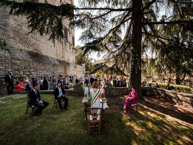 Il matrimonio di Laura e Luca a Monselice, Padova 14