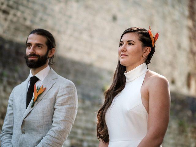 Il matrimonio di Laura e Luca a Monselice, Padova 17