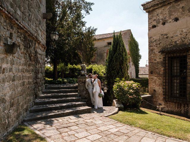 Il matrimonio di Laura e Luca a Monselice, Padova 24