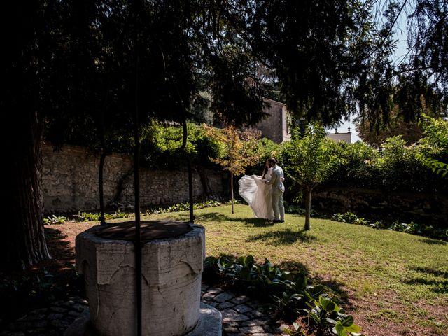 Il matrimonio di Laura e Luca a Monselice, Padova 25
