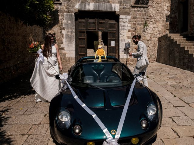 Il matrimonio di Laura e Luca a Monselice, Padova 27