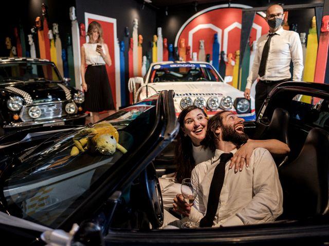 Il matrimonio di Laura e Luca a Monselice, Padova 33
