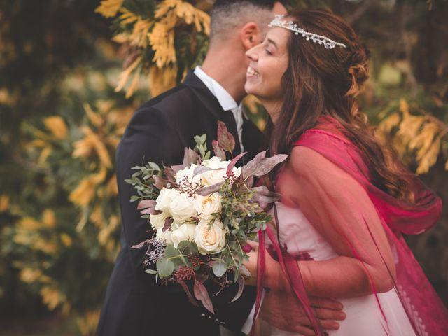 Le nozze di Renee e Oscar