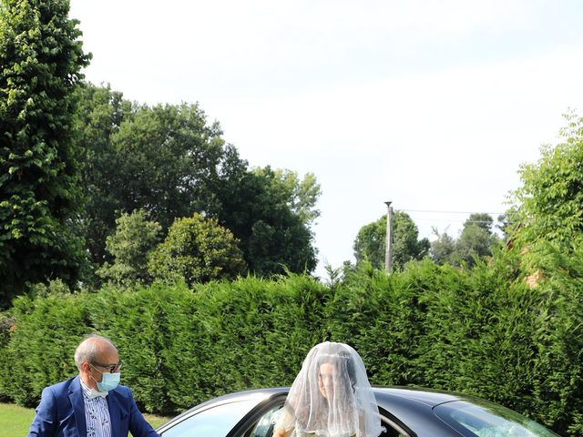 Il matrimonio di Ylenia e Roman a Moscazzano, Cremona 28