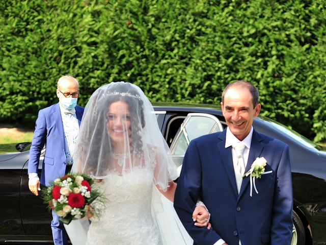 Il matrimonio di Ylenia e Roman a Moscazzano, Cremona 31