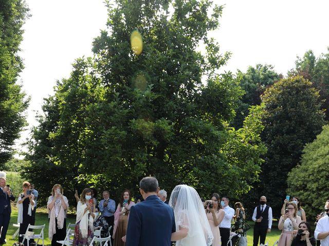 Il matrimonio di Ylenia e Roman a Moscazzano, Cremona 32