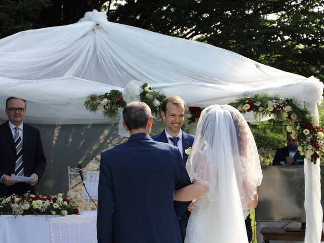 Il matrimonio di Ylenia e Roman a Moscazzano, Cremona 33