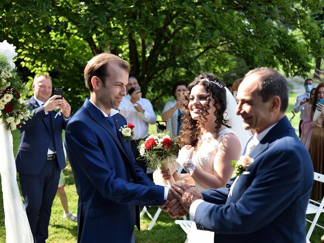 Il matrimonio di Ylenia e Roman a Moscazzano, Cremona 34