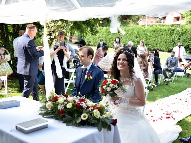 Il matrimonio di Ylenia e Roman a Moscazzano, Cremona 35