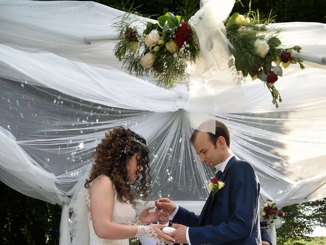 Il matrimonio di Ylenia e Roman a Moscazzano, Cremona 38