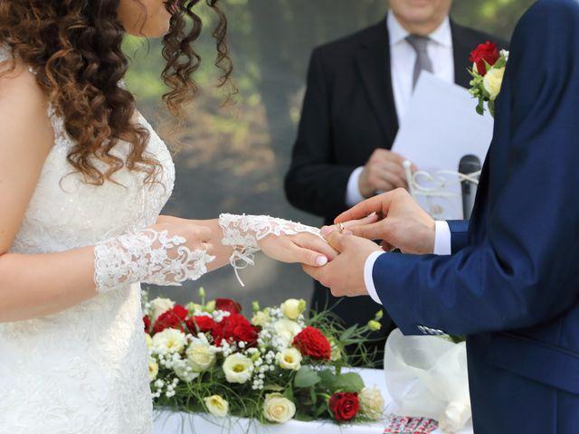 Il matrimonio di Ylenia e Roman a Moscazzano, Cremona 39
