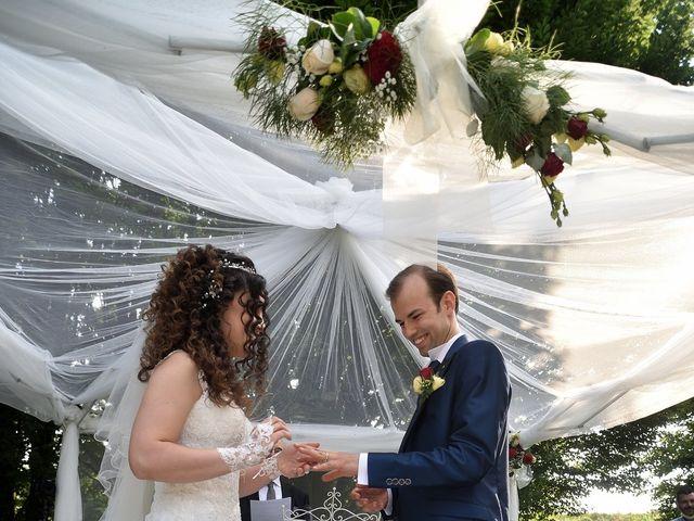 Il matrimonio di Ylenia e Roman a Moscazzano, Cremona 40