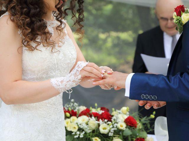 Il matrimonio di Ylenia e Roman a Moscazzano, Cremona 41