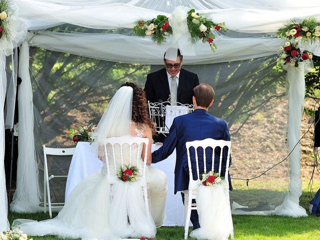Il matrimonio di Ylenia e Roman a Moscazzano, Cremona 44