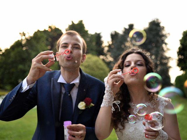 Le nozze di Roman e Ylenia