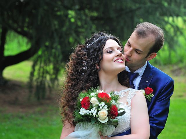 Il matrimonio di Ylenia e Roman a Moscazzano, Cremona 56