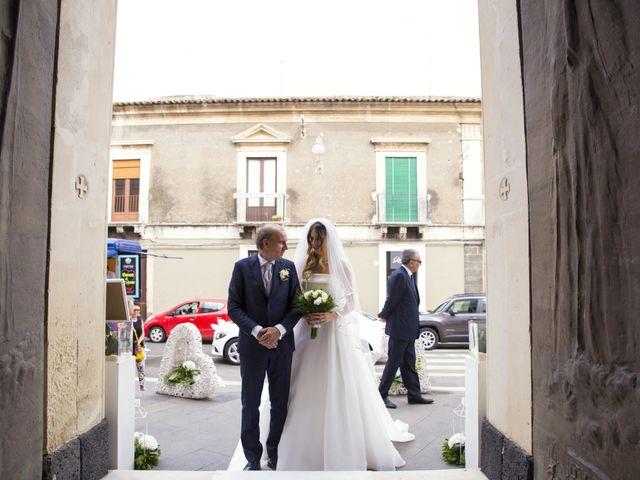 Il matrimonio di Simone e Manuela a Taormina, Messina 19