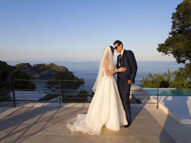 Il matrimonio di Simone e Manuela a Taormina, Messina 26