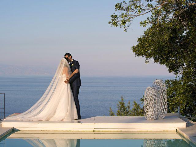 Il matrimonio di Simone e Manuela a Taormina, Messina 27