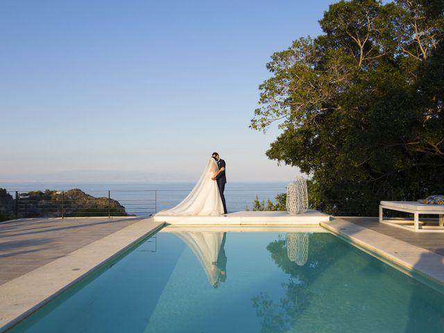 Il matrimonio di Simone e Manuela a Taormina, Messina 29