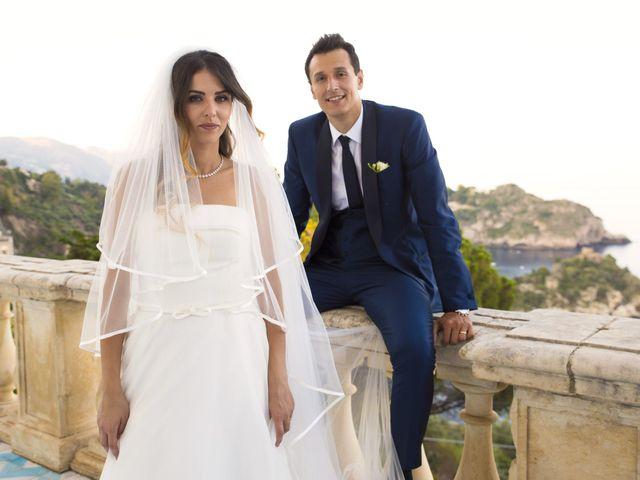 Il matrimonio di Simone e Manuela a Taormina, Messina 30