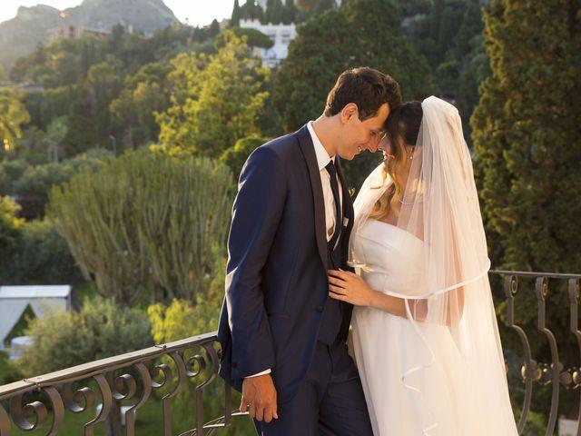 Il matrimonio di Simone e Manuela a Taormina, Messina 34