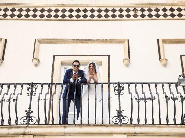 Il matrimonio di Simone e Manuela a Taormina, Messina 35